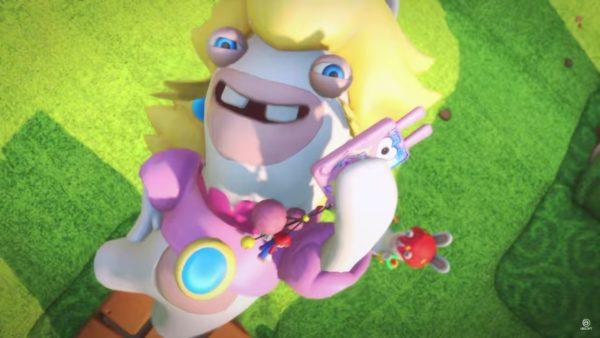 Mario + Rabbids Kingdom Battle, e3 2017