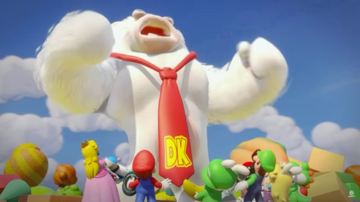 Mario + Rabbids Kingdom Battle, season pass