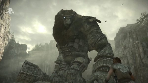 sony, e3 2017, shadow of the colossus