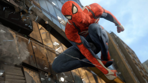 MARVEL'S SPIDER-MAN PS4 Hands-On