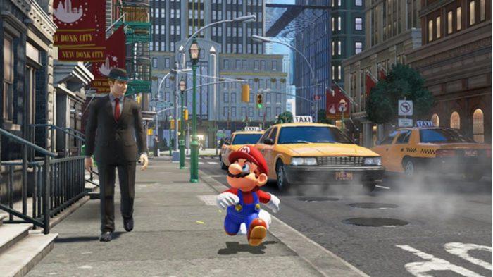 Super Mario Odyssey Framerate