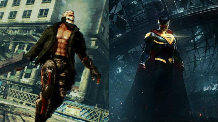 Tekken 7 Injustice 2