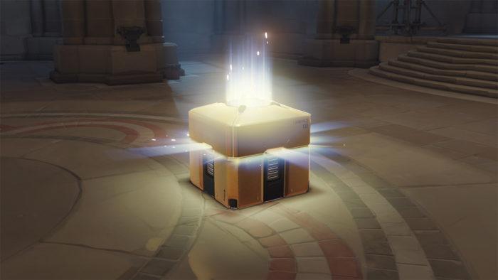 Twitch Prime loot box