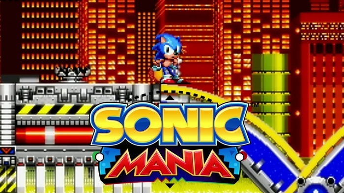 Sonic Mania – Chemical Plant