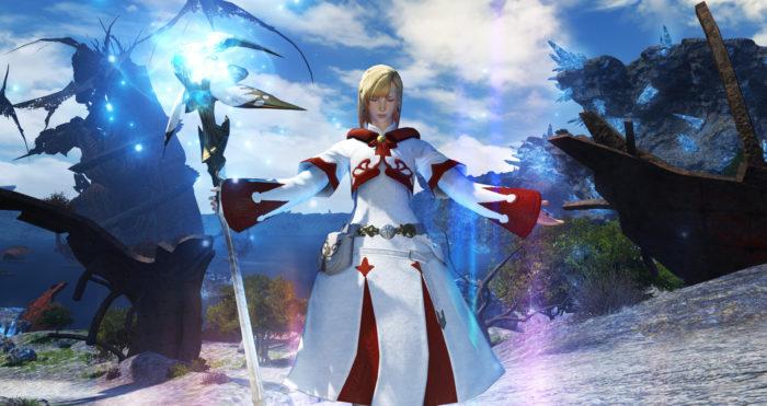 Final fantasy xiv hyur female - photo#37