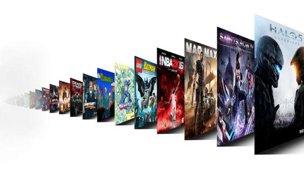 Xbox, Game Pass, Microsoft