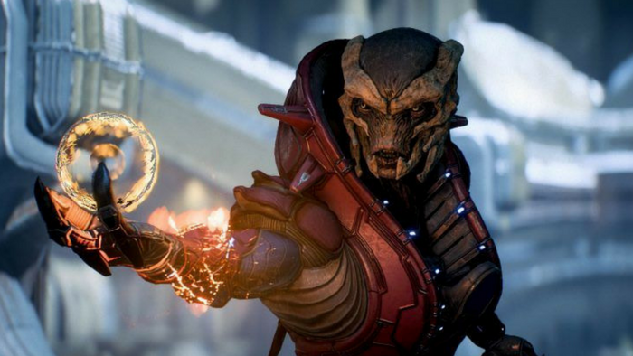 Rumors About Cancelled Mass Effect: Andromeda DLC Rubbished