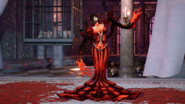 bloodless, bloodstained: ritual of the night, boss, e3 2017