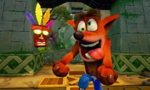 Crash Bandicoot N., pc