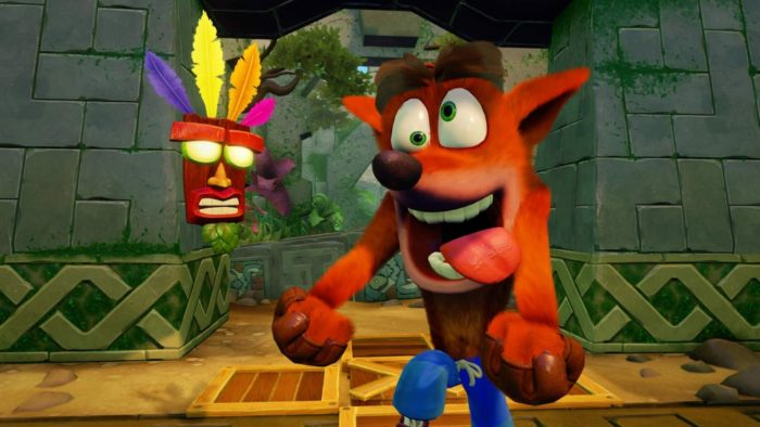 Crash Bandicoot N., pc, ps4, switch, playstation