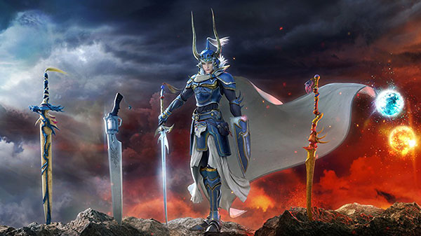 Dissidia Final Fantasy NT release date announced for January