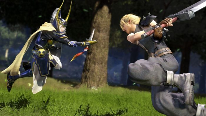 Dissidia Final Fantasy NT will have a closed beta this summer