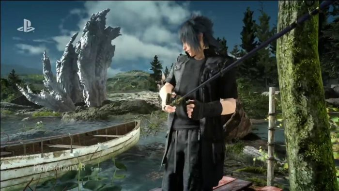 final fantasy xv monster of the deep