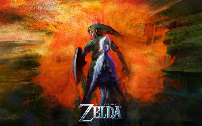 fondos de pantalla de The Legend of zelda Skyward Sword en HD