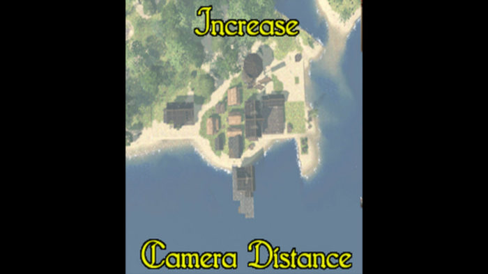 life is feudal camera distance