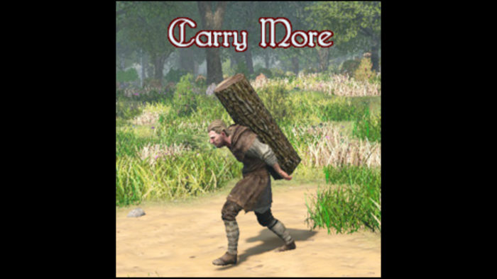 life is feudal carry more