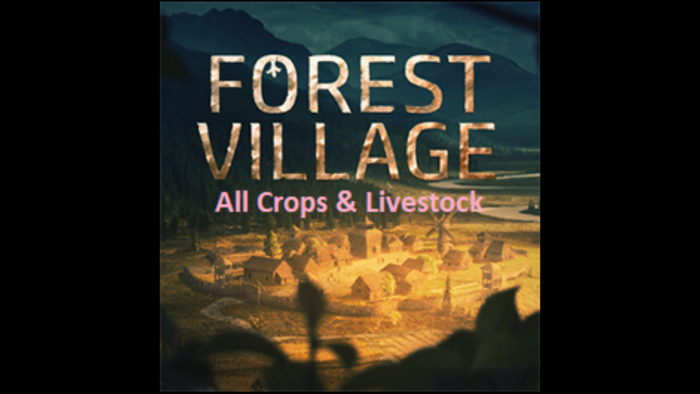 life is feudal crops livestock