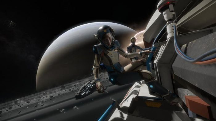 lone echo, echo arena, july 2017, vr