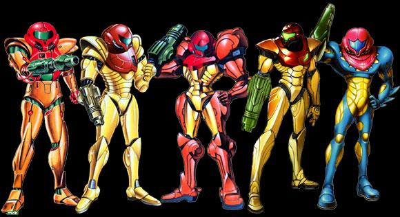 power suit models
