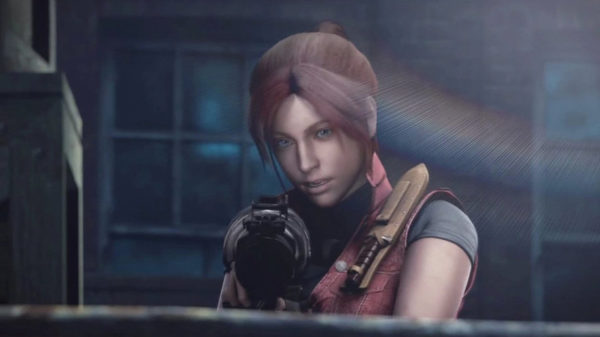 Resident Evil 2 Remake, Claire Redfield