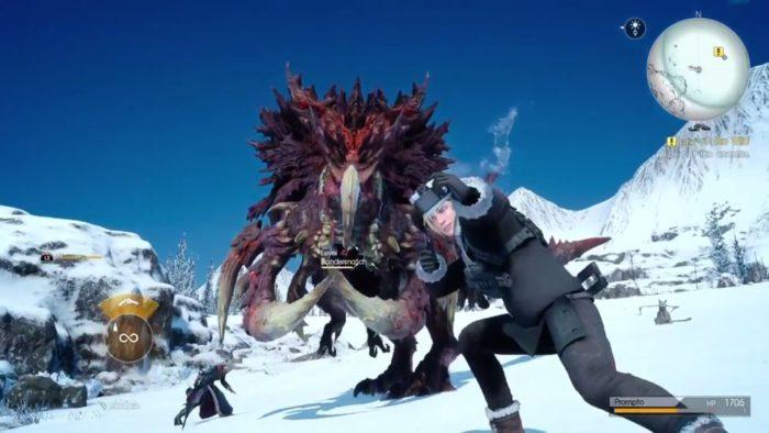 Final Fantasy XV, Episode Prompto