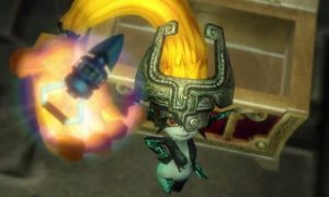 Midna, ARMS