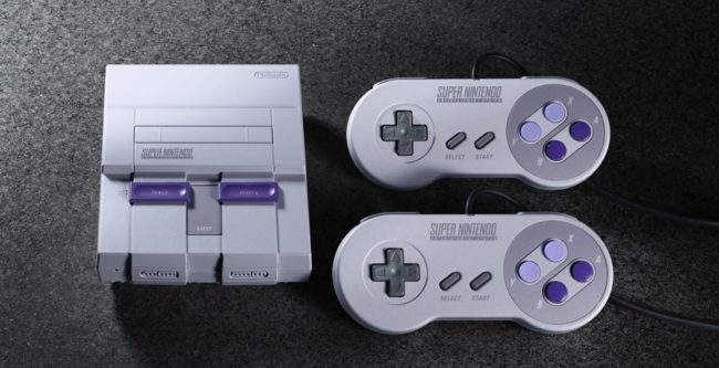 Super Nintendo Entertainment System: Classic Edition