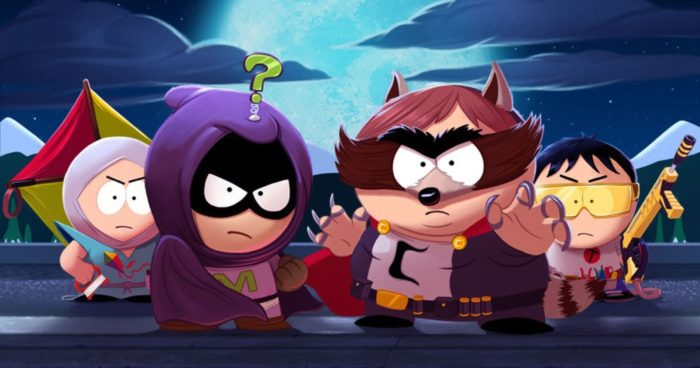 south park, the fractured but whole