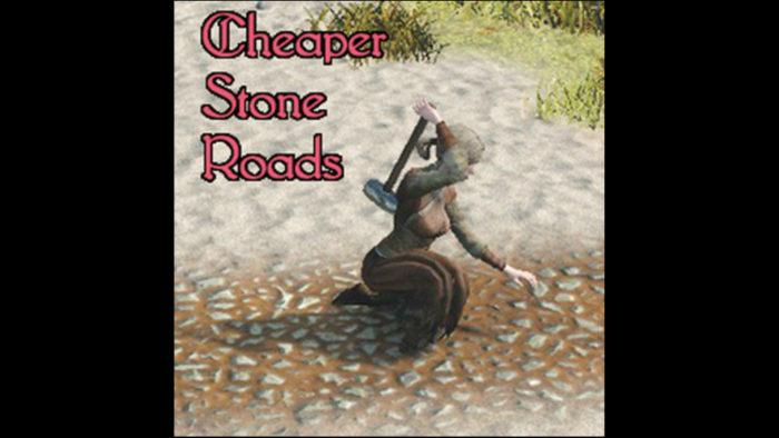 stone roads life is feudal