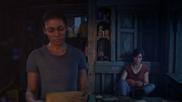 uncharted 4, lost legacy