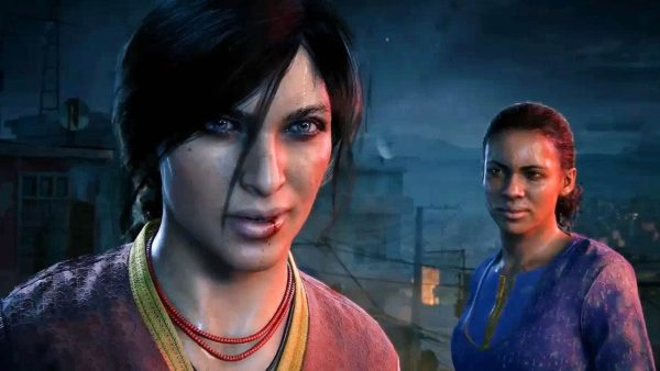 uncharted, lost legacy