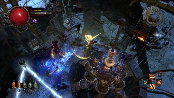 xbox one, path of exile, xbox one x, path of exile: the fall of oriath