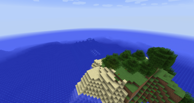 Survival Island With Temple