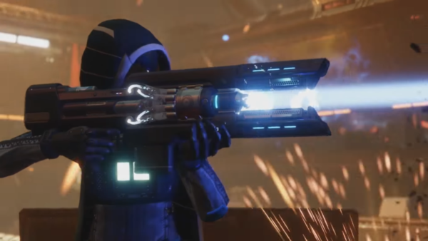 Coldheart Trace Rifle, destiny 2, best exotic weapons