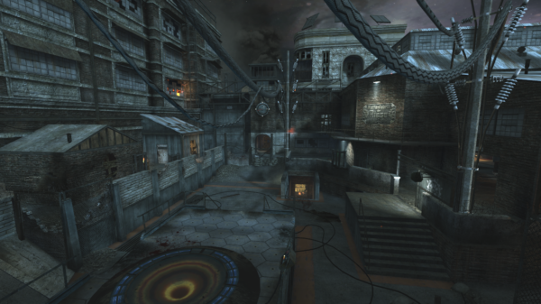 Top 10 Best Call of Duty Zombies Maps of All Time Der Riese Map on
