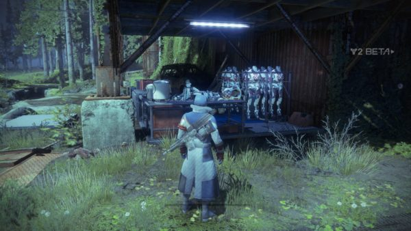 Destiny 2's Beta Finds the Balance Between Familiarity and Progress