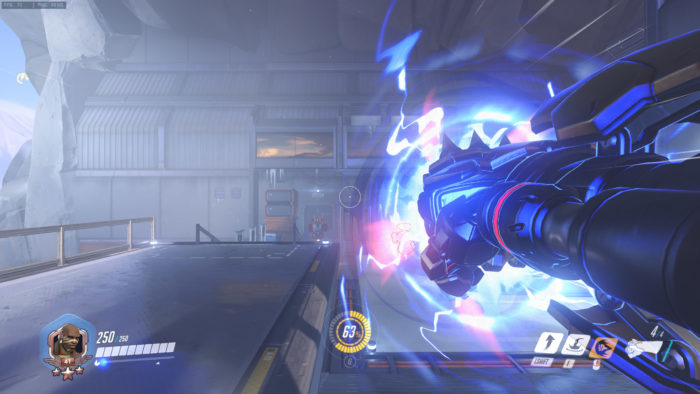 Doomfist Rocket Punch