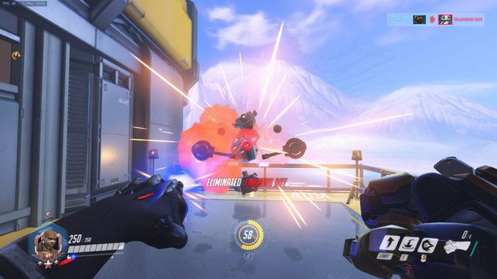 Doomfist attack
