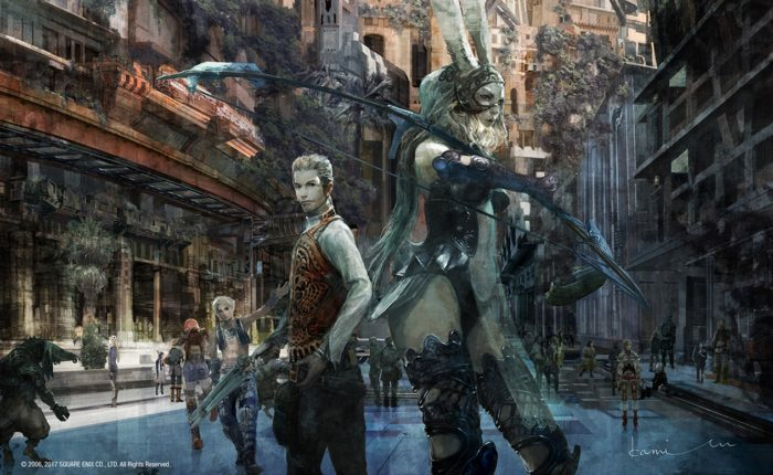 Final Fantasy XII Ivalice