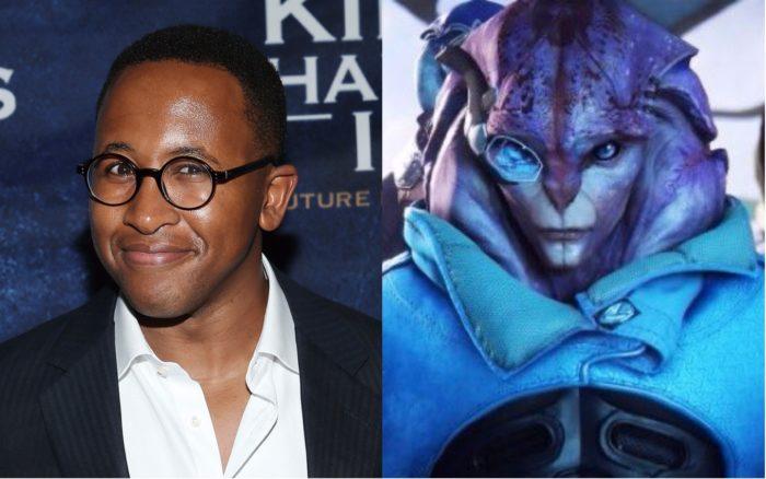 Jaal Mass Effect