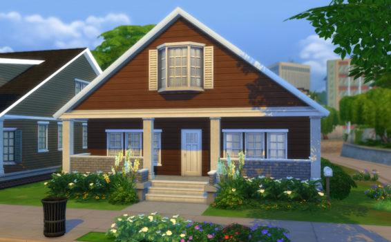 The Sims 4  Best New Starter Homes For June 2017