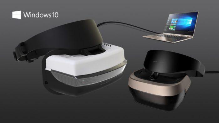 Microsoft VR Headsets