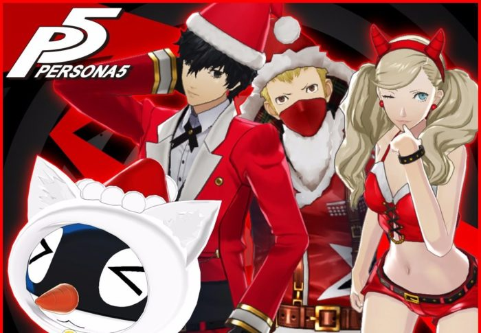 Persona-5-Christmas-DLC