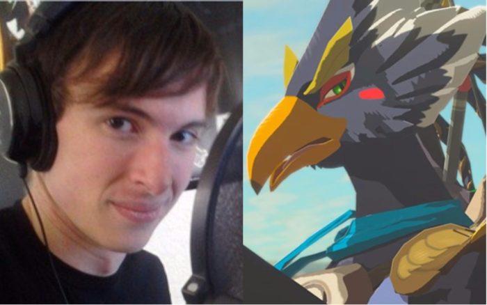 Revali Zelda