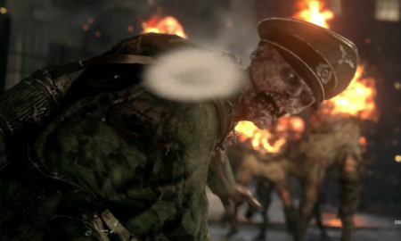 WWII Zombies