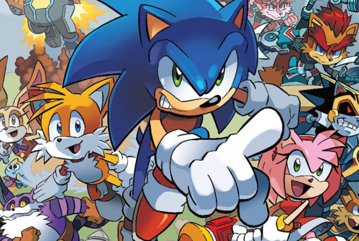 Sonic comics