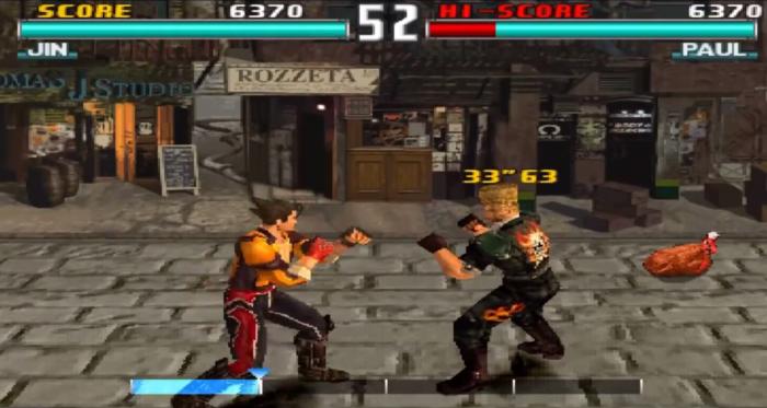 Tekken Force