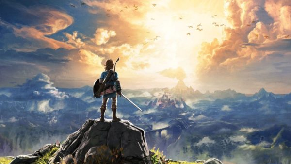 best open world games, open world, all time, open-world, breath of the wild
