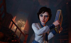 Elizabeth, Bioshock Infinite, Video Game, companions