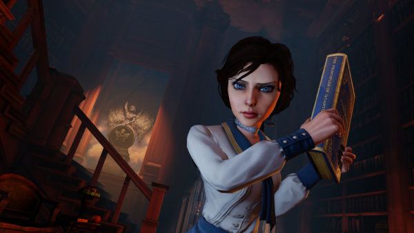 Elizabeth, Bioshock Infinite, Video Game, companions
